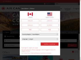 Air Canada 優惠碼
