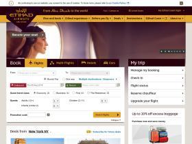 Etihad-Airways 優惠碼