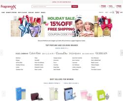 FragranceX 優惠碼