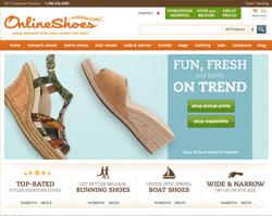 Onlineshoes 優惠碼