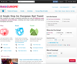 raileurope.com