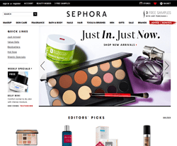 Sephora 優惠碼