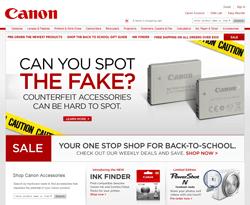 Canon 優惠碼
